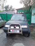 Suzuki Escudo, 1991 год, 170 000 руб.