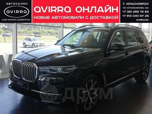 BMW X7, 2020 год, 7 230 000 руб.