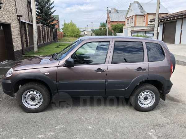Chevrolet Niva, 2018 год, 565 000 руб.