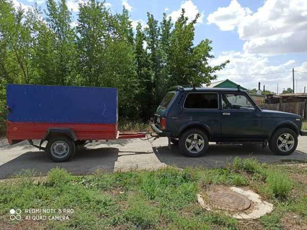 Лада 4x4 2121 Нива, 2000 год, 170 000 руб.
