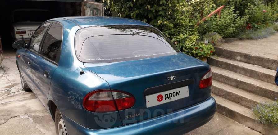 Daewoo Sens, 2002 год, 97 000 руб.