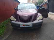 Красногорск PT Cruiser 2001