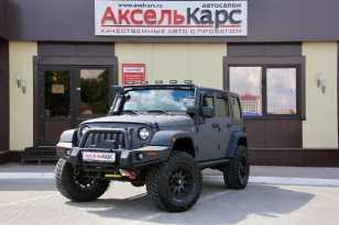 Киров Jeep Wrangler 2011