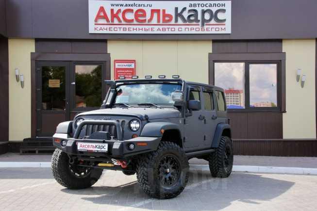 Jeep Wrangler, 2011 год, 3 455 000 руб.