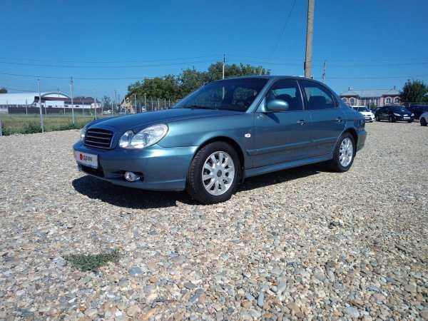 Hyundai Sonata, 2003 год, 235 000 руб.