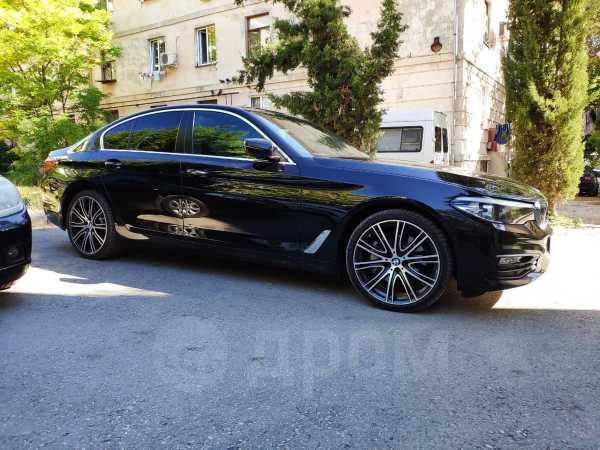 BMW 5-Series, 2017 год, 2 350 000 руб.