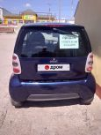 Smart Fortwo, 2003 год, 215 000 руб.
