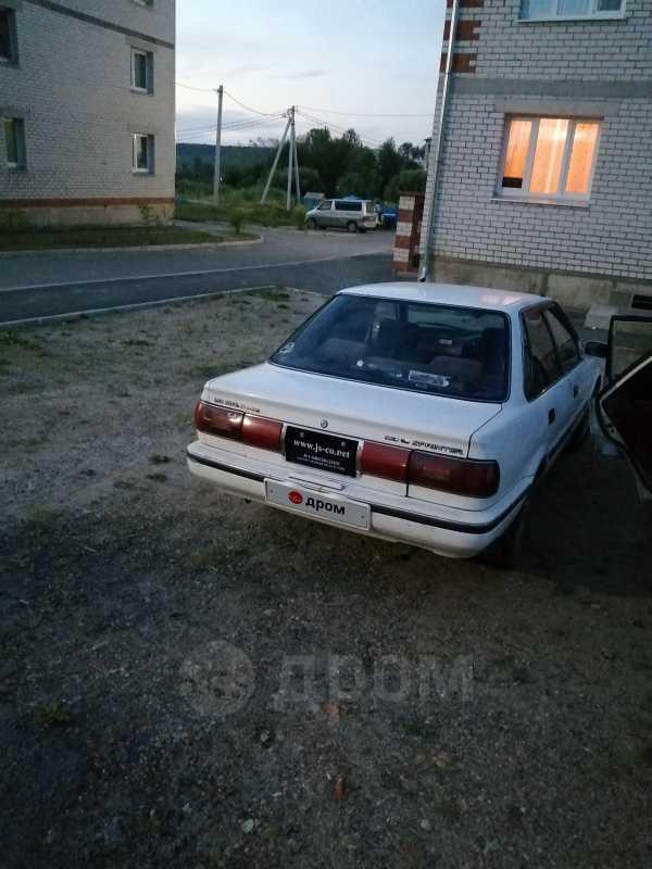 Toyota Sprinter, 1989 год, 80 000 руб.