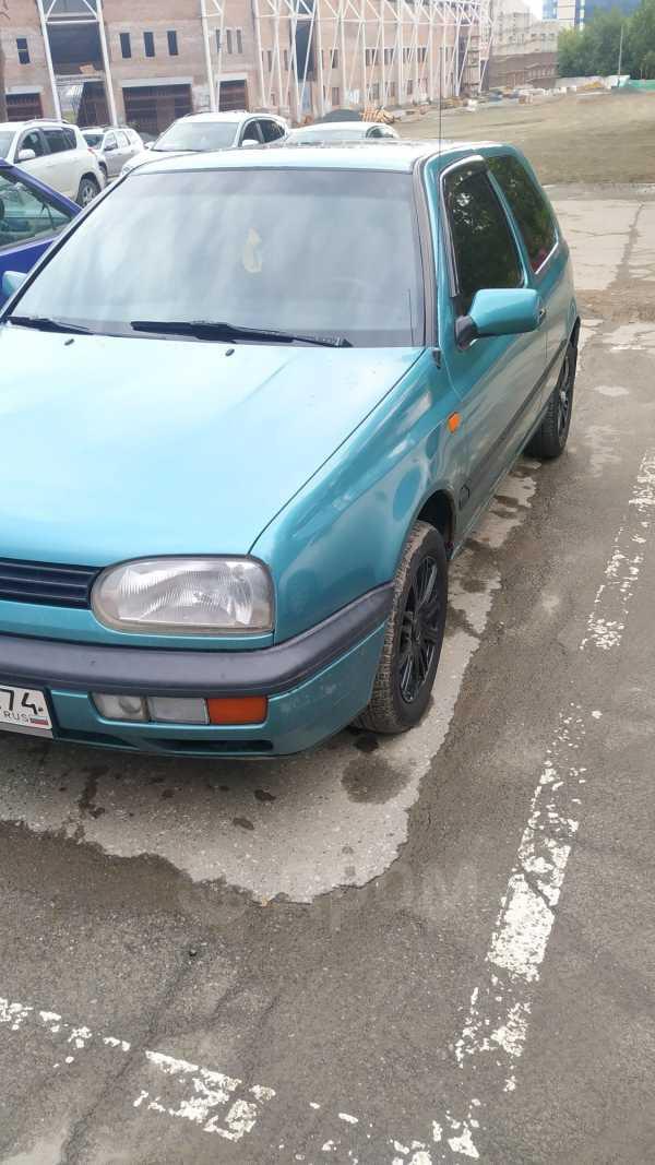 Volkswagen Golf, 1992 год, 120 000 руб.