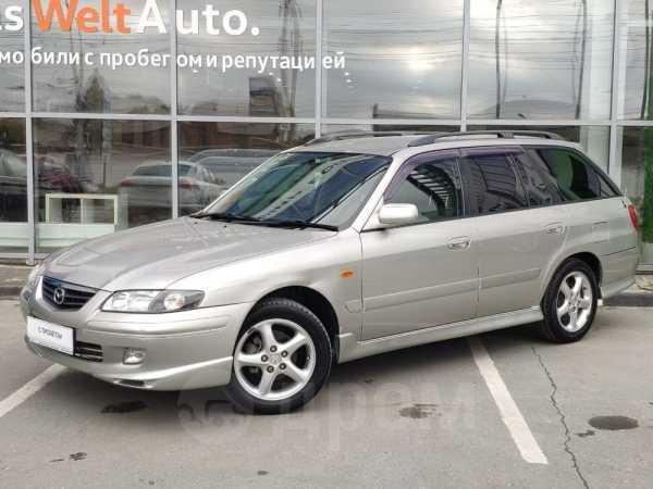 Mazda Capella, 2002 год, 205 000 руб.