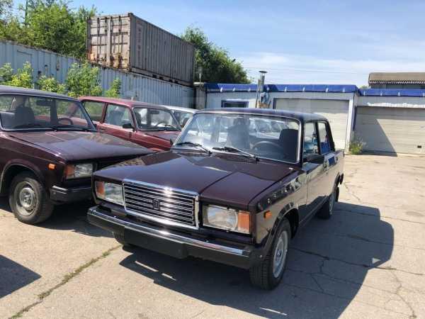 Лада 2107, 2012 год, 147 000 руб.