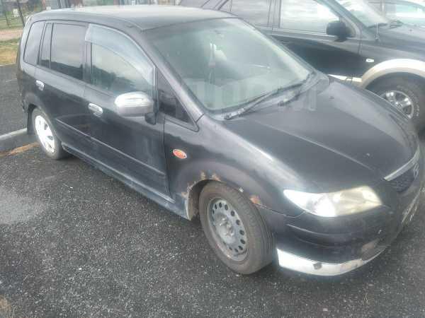 Mazda Premacy, 1999 год, 130 000 руб.