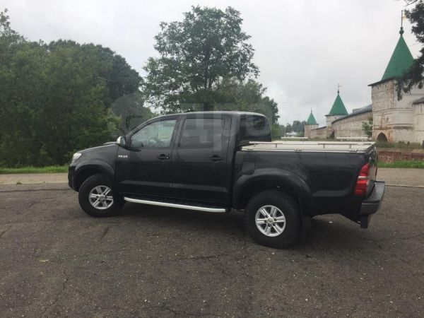 Toyota Hilux Pick Up, 2014 год, 1 230 000 руб.