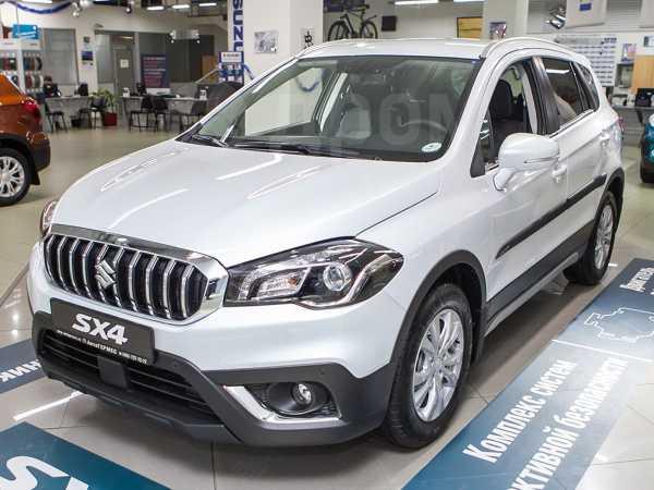 Suzuki SX4, 2020 год, 1 699 000 руб.