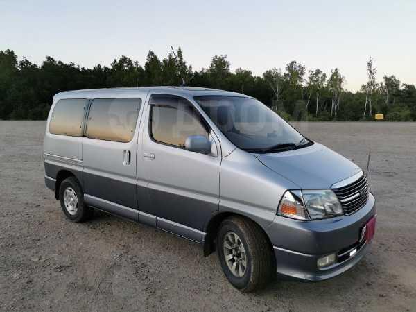 Toyota Granvia, 2002 год, 800 000 руб.