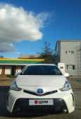 Toyota Prius v, 2015 год, 1 250 000 руб.