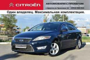 Иркутск Ford Mondeo 2009