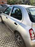 Nissan Micra, 2004 год, 260 000 руб.
