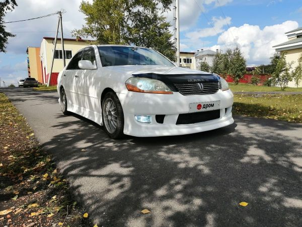Toyota Mark II, 2001 год, 388 000 руб.