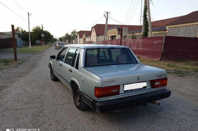 Volvo 740, 1987 год, 55 000 руб.
