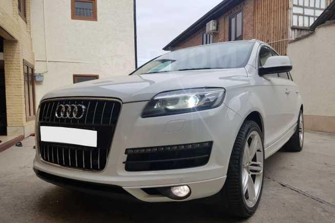 Audi Q7, 2013 год, 1 590 000 руб.