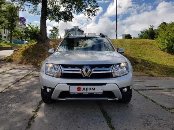 Renault Duster, 2019 год, 1 020 000 руб.