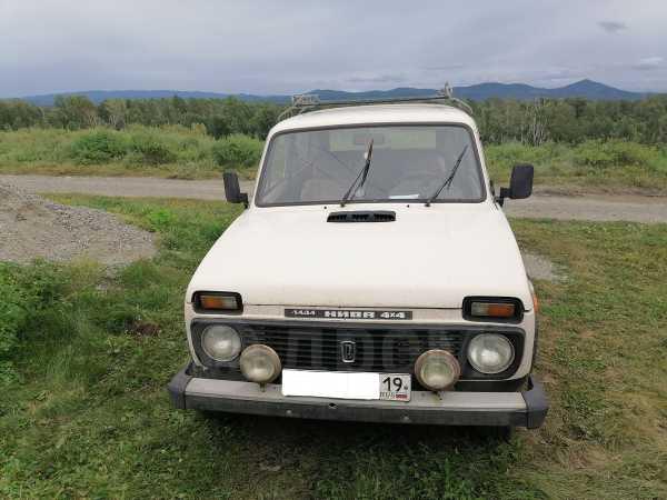 Лада 4x4 2121 Нива, 1993 год, 97 000 руб.