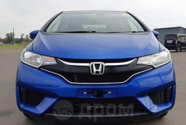 Honda Fit, 2017 год, 655 000 руб.