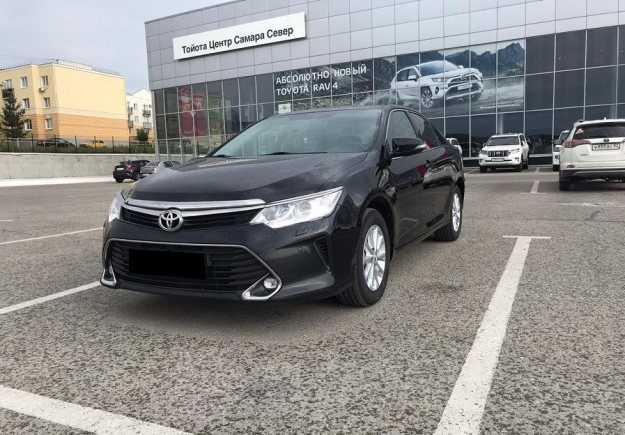 Toyota Camry, 2018 год, 1 190 000 руб.
