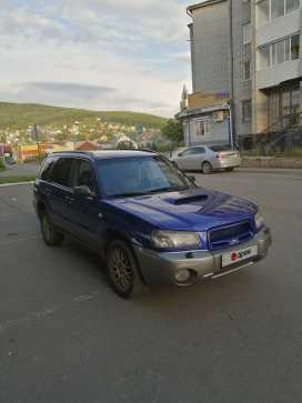 Горно-Алтайск Forester 2003