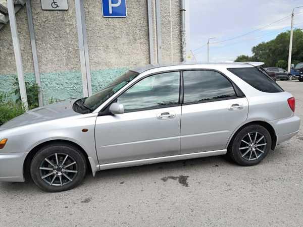 Subaru Impreza, 2000 год, 215 000 руб.