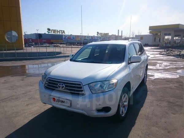 Toyota Highlander, 2009 год, 1 200 000 руб.