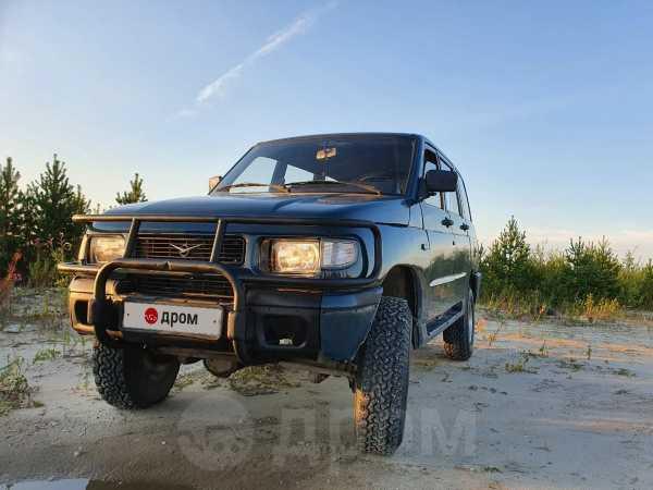 УАЗ Симбир, 2003 год, 210 000 руб.