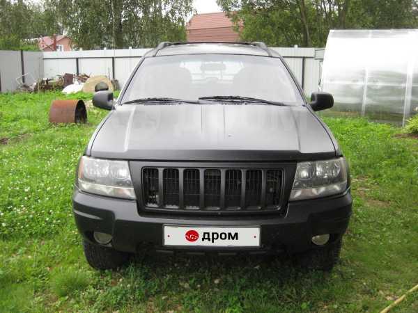 Jeep Grand Cherokee, 2003 год, 447 000 руб.