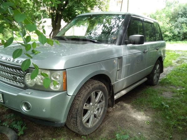 Land Rover Range Rover, 2006 год, 580 000 руб.