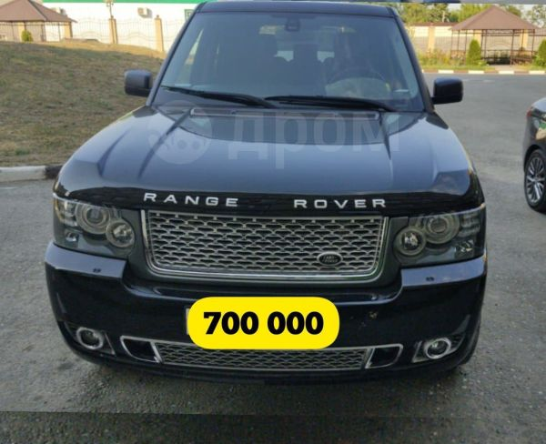 Land Rover Range Rover, 2005 год, 700 000 руб.