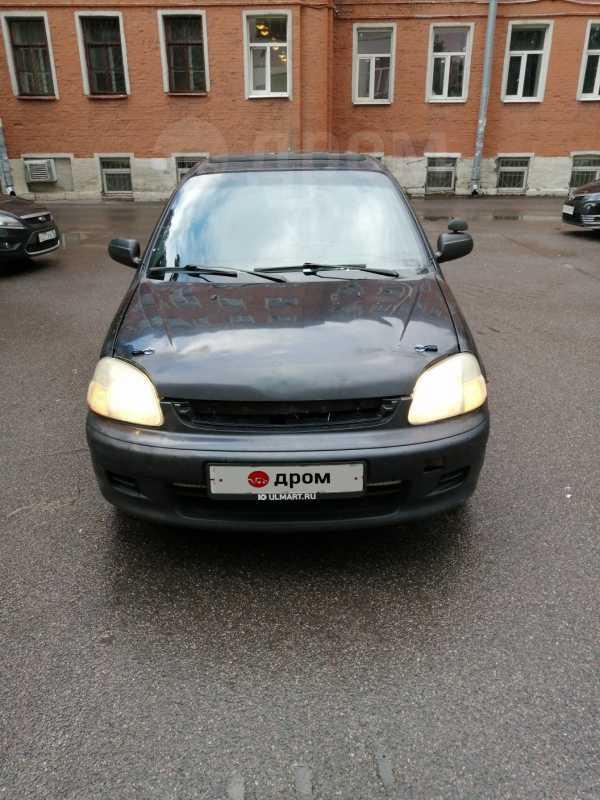 Honda Logo, 2000 год, 85 000 руб.