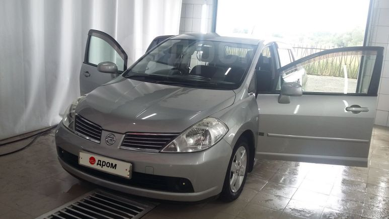 Nissan Tiida Latio, 2006 год, 340 000 руб.