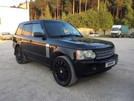 Серов Range Rover 2007