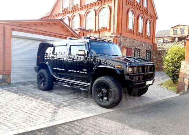 Hummer H2, 2008 год, 1 800 000 руб.