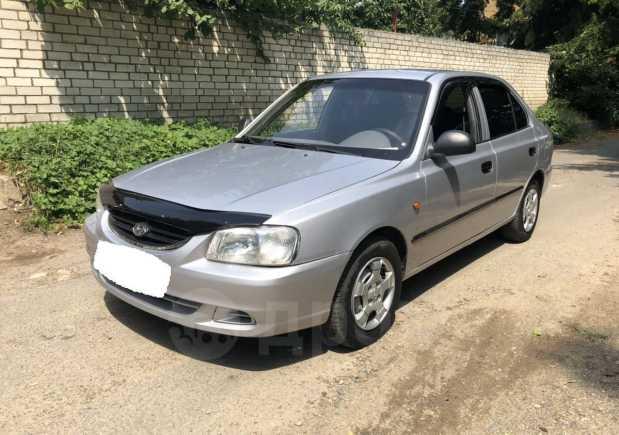 Hyundai Accent, 2009 год, 175 000 руб.