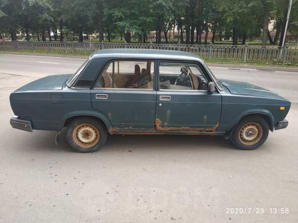 Лада 2107, 2007 год, 41 500 руб.