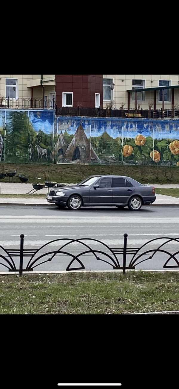 Mercedes-Benz C-Class, 1996 год, 170 000 руб.