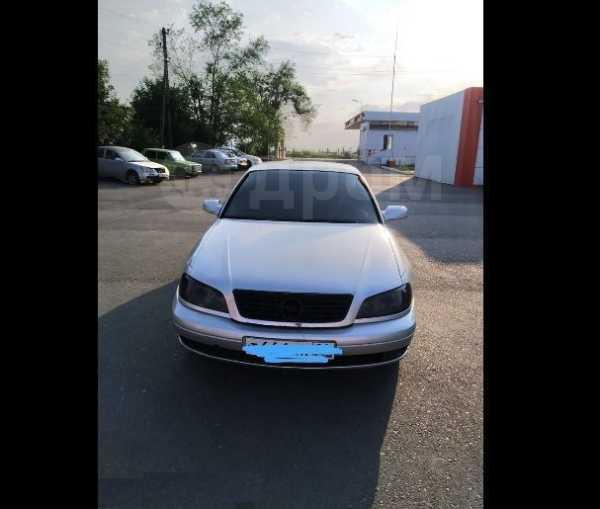 Opel Omega, 2003 год, 110 000 руб.