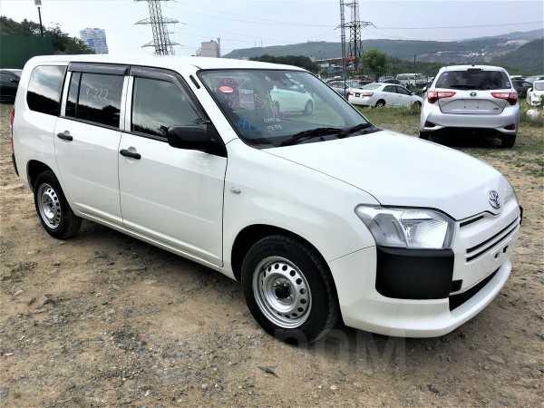 Toyota Probox, 2017 год, 550 000 руб.