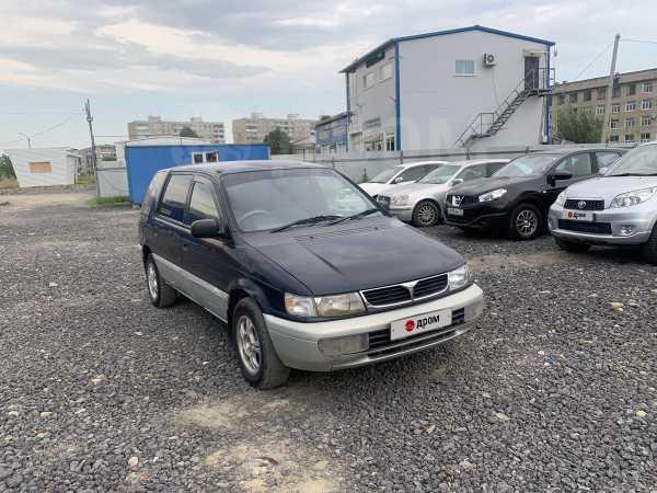 Mitsubishi Chariot, 1995 год, 145 000 руб.