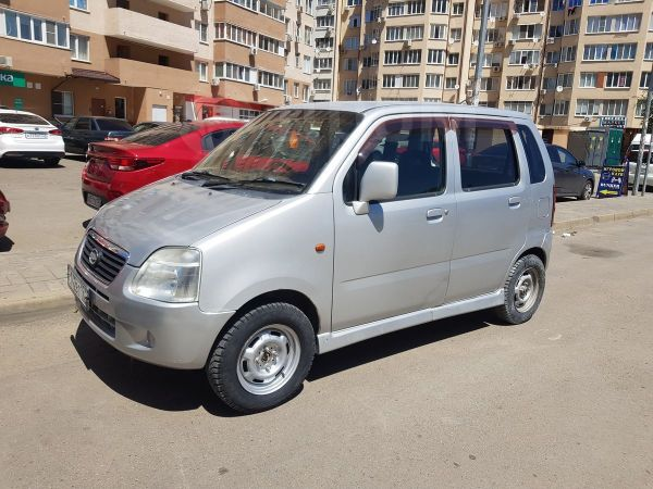Suzuki Wagon R Solio, 2002 год, 85 000 руб.