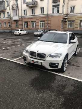 Новокузнецк BMW X6 2011