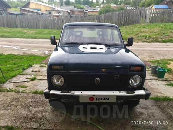 Лада 4x4 2121 Нива, 1997 год, 140 000 руб.