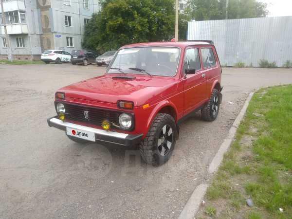 Лада 4x4 2121 Нива, 1997 год, 230 000 руб.